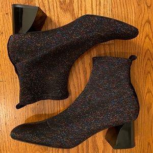 EUC Zara Sock Booties